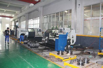 WINDMILL Ball Valve Factory