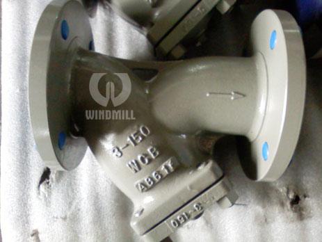Filtro Flangeado 150 2500 Windmill Valve