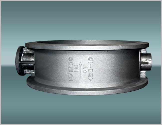 Concentric Resilient Seated Butterfly Valve - WINDMILL VALVE